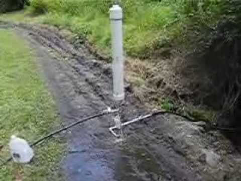 Ram pump / Pump water uphill without electric off grid.