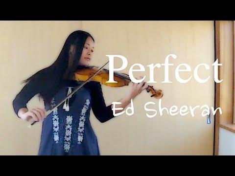 Perfect-Ed Sheeran ~ Shiki Violin Cover with Japanese translation