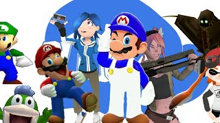 Smg4 the movie: the ban of the anime!!! trailer