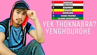 Gambar cover YEK SALAI (MANIPUR MEITEI)