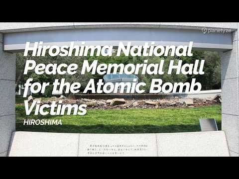 Hiroshima National Peace Memorial Hall for the Atomic Bomb Victims, Hiroshima | Japan Travel Guide