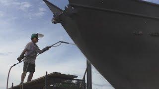 BIG DIY SandBlaster - Everything I've Learned about Blasting and Priming