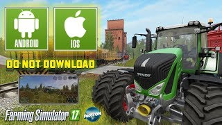 Farming Simulator 2017   FS 17   Download on Android and iOS?