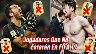 15 Jugadores que No Estarán en FIFA 19!! thumbnail