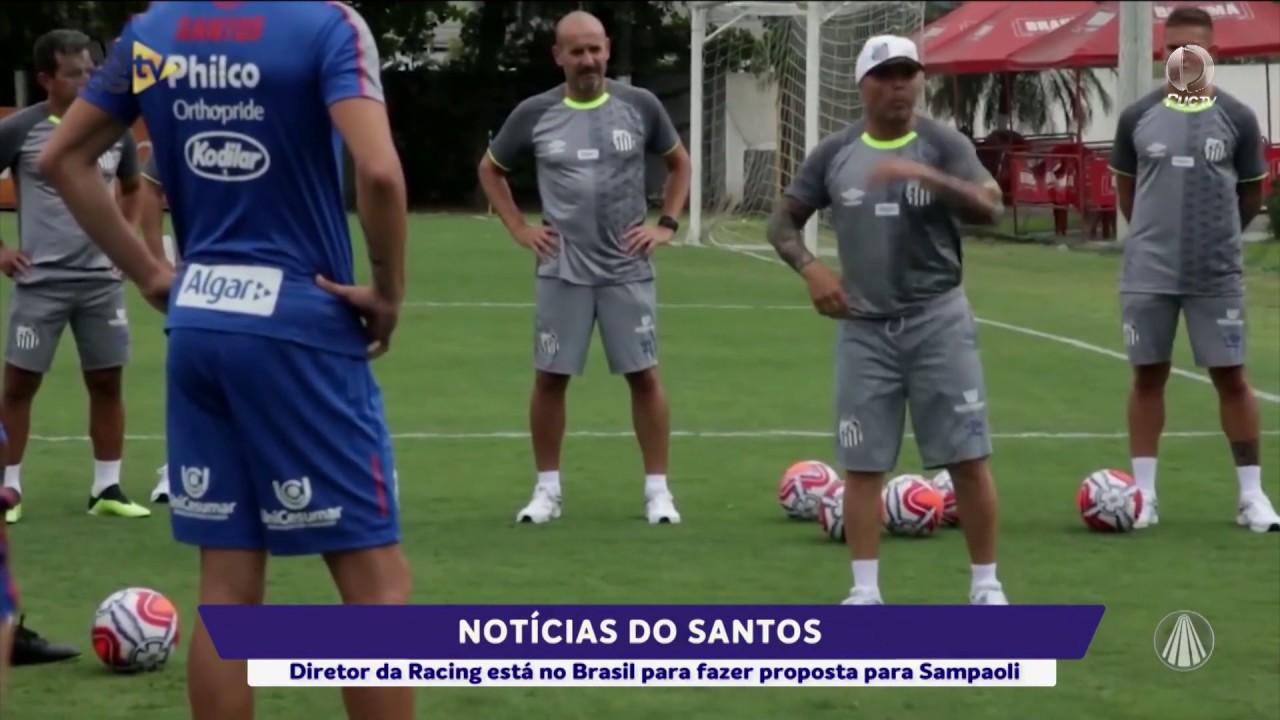 Saiba as notícias do Santos