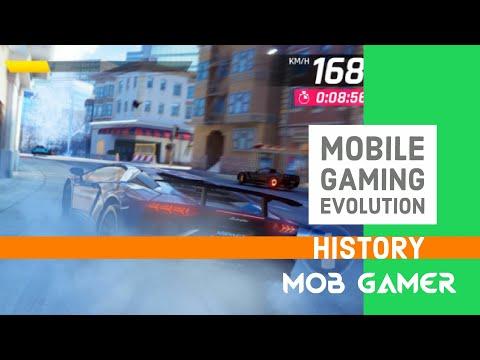 Mobile Game's Evolution
