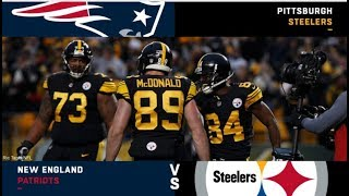 Dallas Cowboys, Giants ShutOUT! Steelers Finally Beat Patriots! NFL W15 NFL 2018