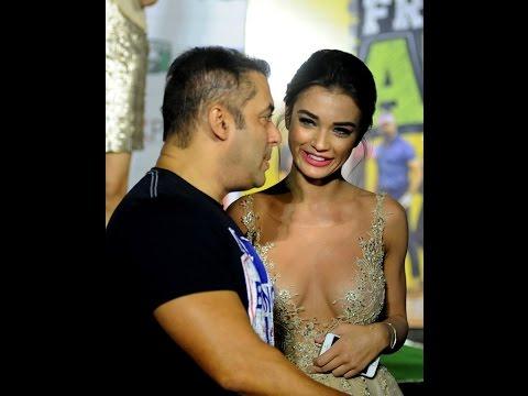 Trend Video On Bollywood Salman Khan And Amy Jackson