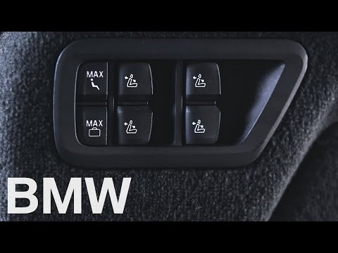 Max Space and Max Comfort switches in your BMW X7 luggage compartment – BMW How-To