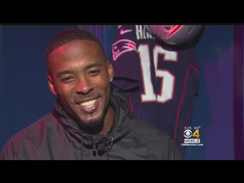 Andrew Hawkins Talks Life After Football - YouTube
