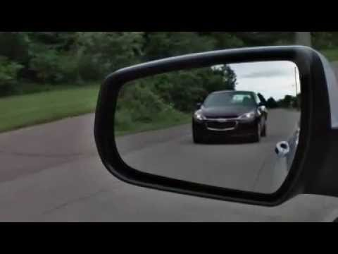 2015 Chevy Malibu Safety Features
