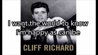 Cliff Richard; Congratulations Lyrics