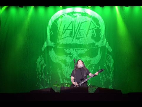 Slayer - Live at Wacken 2014 High Definition (Repentless)