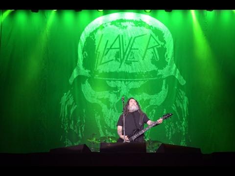 Slayer - Live at Wacken 2014 High Definition  (Best Audio & Visuals)