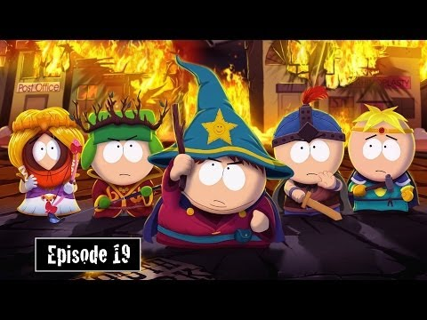 (Aborting the Mission) South Park - The Stick of Truth / Let's Play 19