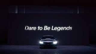 Dare to Be Legends 메이킹&인터뷰