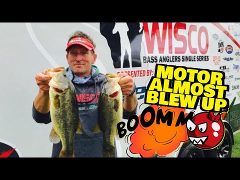 Madison Chain Practice Days And Wisco Bass Tournament