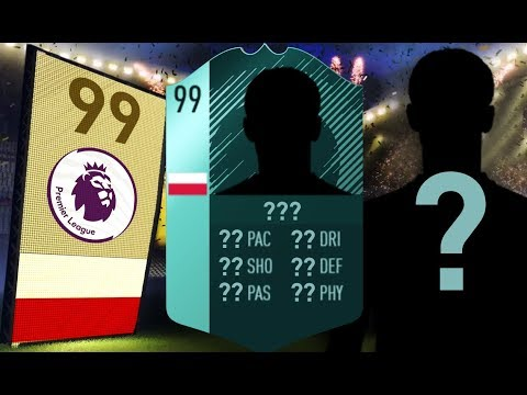 PRO karta Polaka z Premier League w akcji! - FIFA 18
