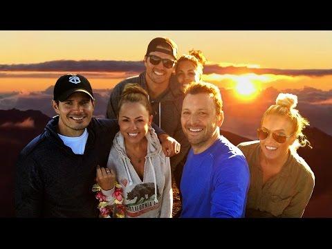 Maui • VOLCANO SUNRISE over Mt. Haleakala