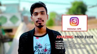 Download lagu OG INSTA+ MOD FULL REVIEW IN HINDI | HOW TO DOWNLOAD PRIVATE ACCOUNT DP