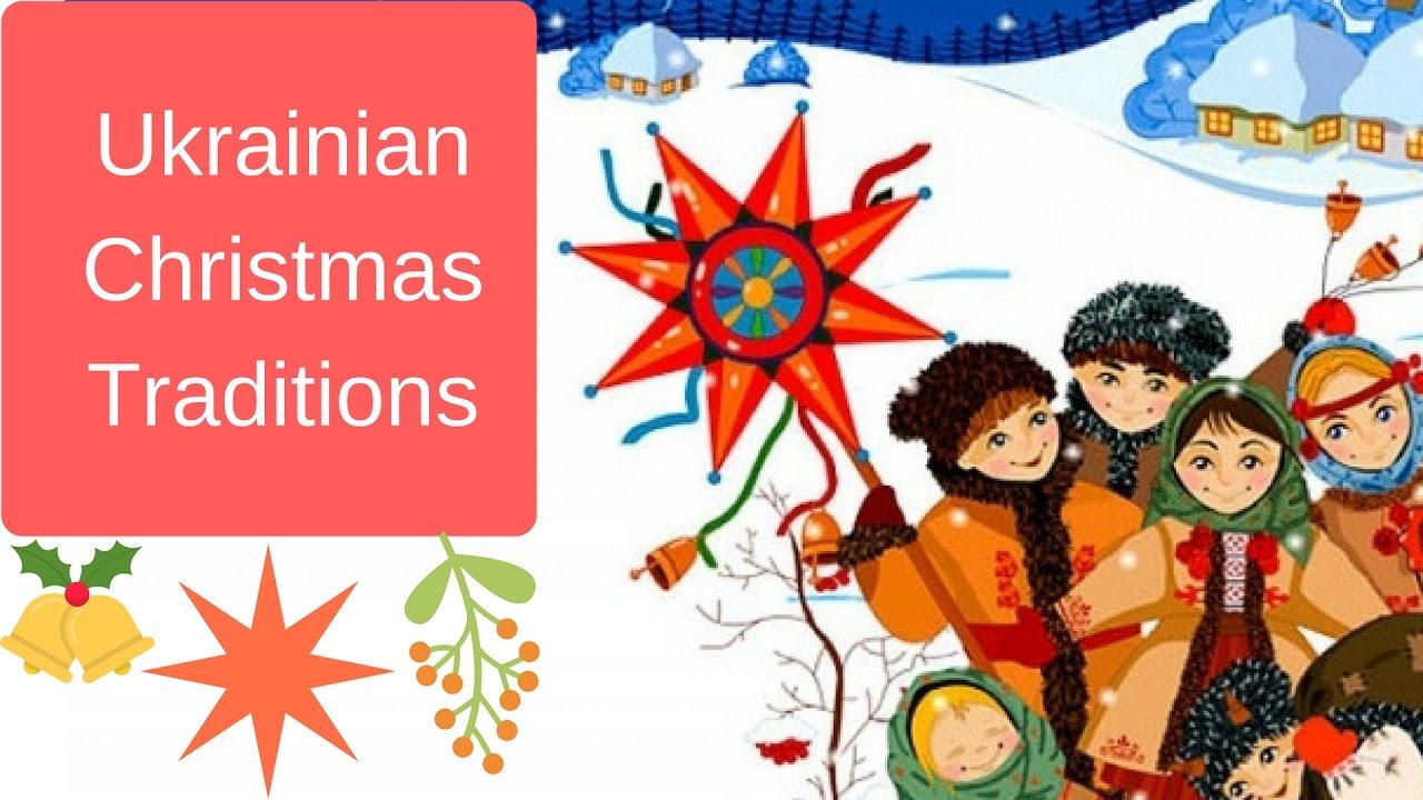 Ukrainian Christmas traditions - YouTube