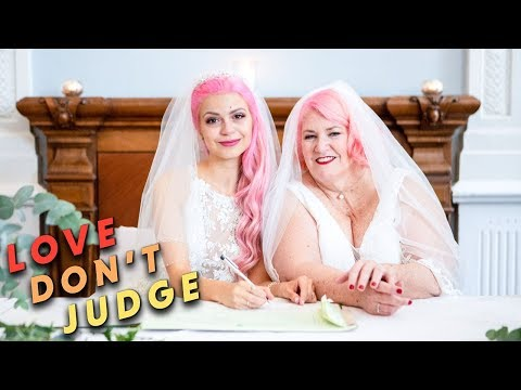 She's Not My Mother, She's My WIFE | LOVE DON'T JUDGE