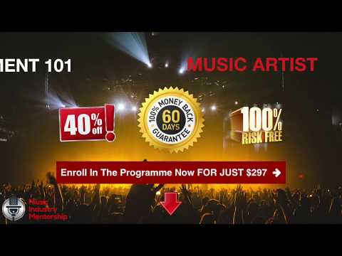 Music Artist Development 101 VSL 2017