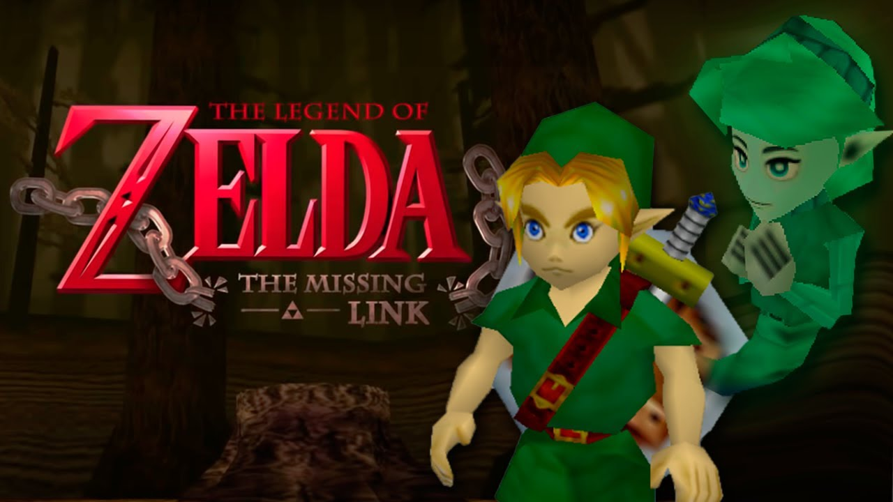 The Legend of Zelda: The Missing Link [PARTE 1] PT BR