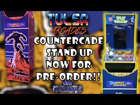 Arcade1up CounterCade Stand Now Up for Pre-Order!! from MadDadsGaming