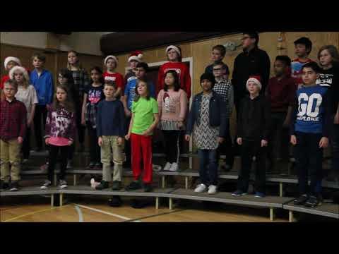 Wildwood School Division II Celebration of Learning, December 2018