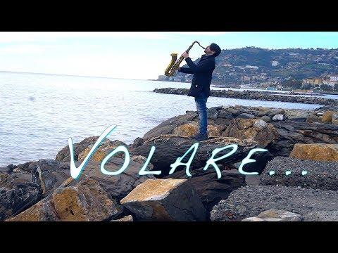 Volare - Daniele Vitale [Saxophone Cover] Gipsy Kings Version