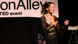 Humans, Cyborgs, Posthumans: Francesca Ferrando at TEDxSiliconAlley