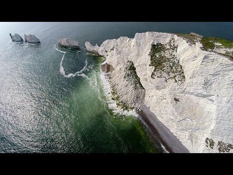 Skeleton Ridge - The Needles, Isle of Wight