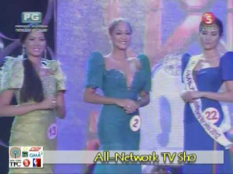 Miss World  Philippines 2012 June 24