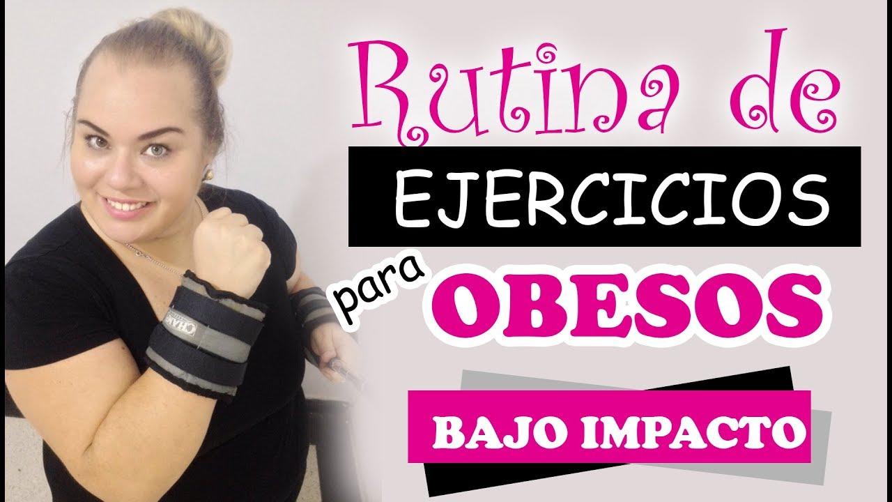 Bajar de persona peso obesa puede una