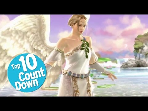 Top 10 Video Game Angels