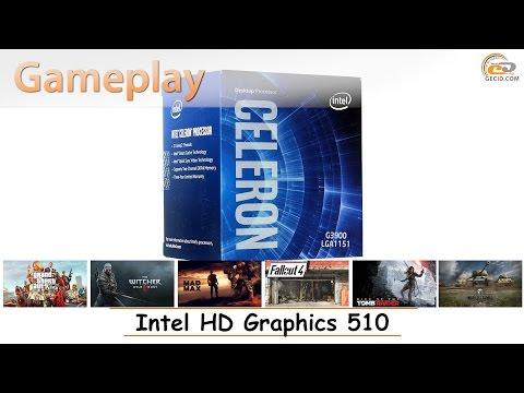 Intel HD Graphics 510: gameplay в 18 популярных играх