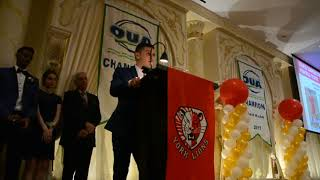 York Lions | Joey Cicchillo - 2018 Charles Saundercook Memorial Trophy winner