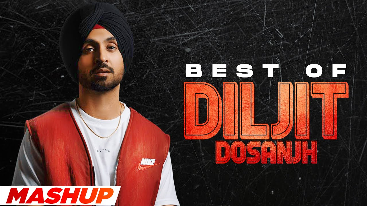 Best of DILJIT DOSANJH (Remix Mashup) | DJ Anne | Latest Punjabi Songs 2021 | Speed Records