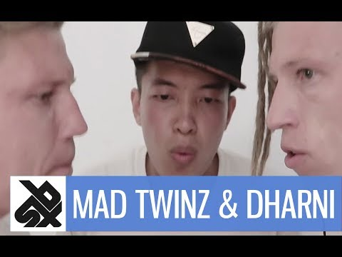 MAD TWINZ & DHARNI |  Say My Name x Planets Collide Remix