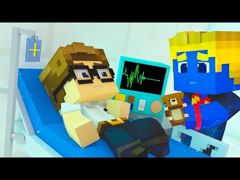 Minecraft: MINGUADO NO HOSPITAL | Pré-Escola [02]