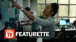 Killing Eve S01E02 Featurette | A Closer Look | Rotten Tomatoes TV