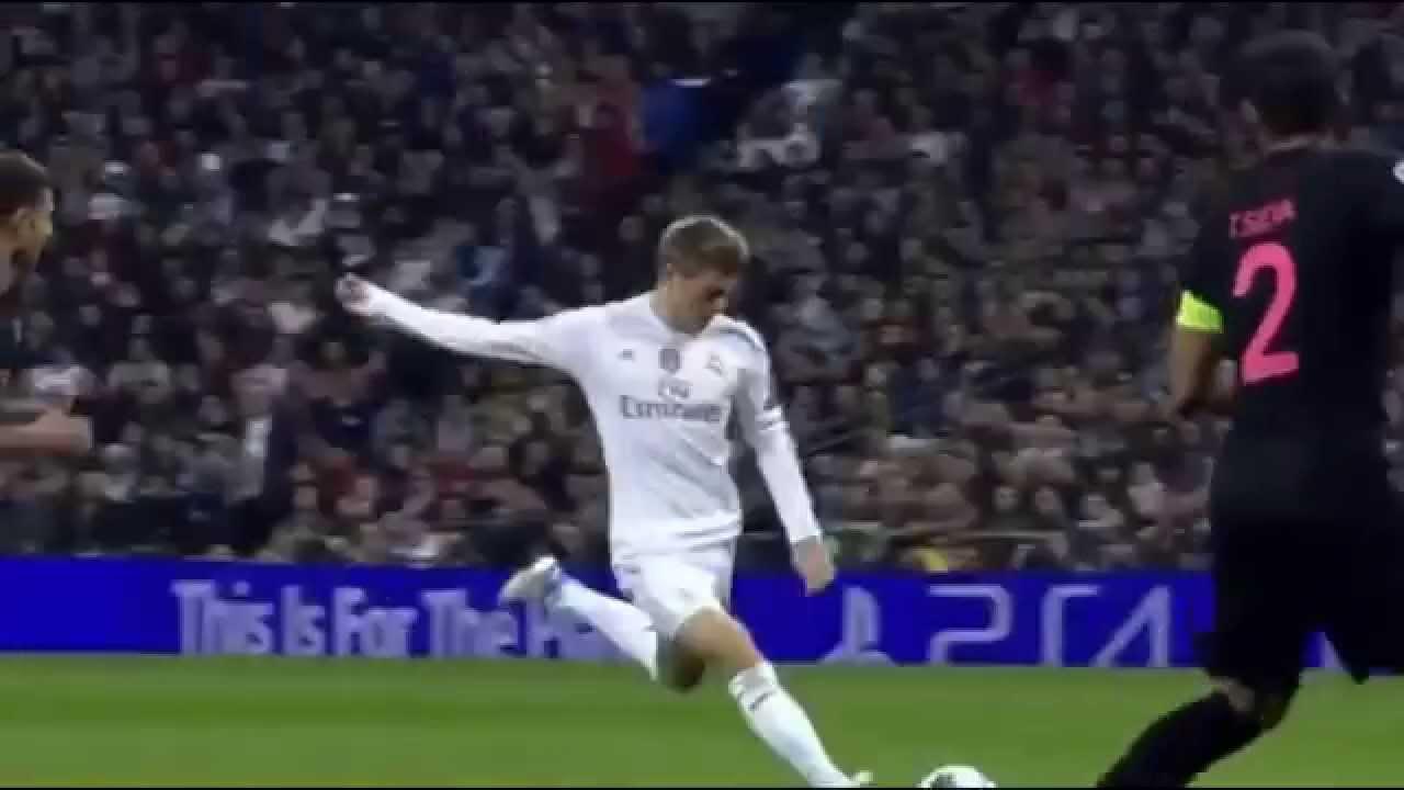 レアル・マドリード vs パリ・サ...