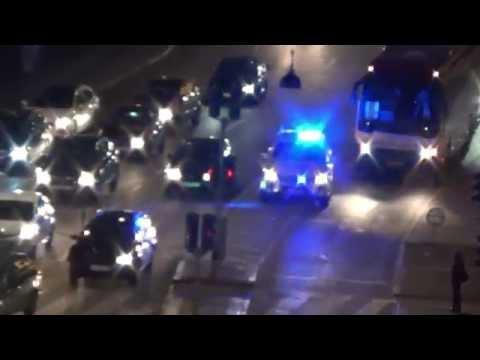 Akut Læge 06 + 2x Politi København / Medic car + 2x Police Copenhagen