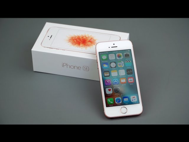 Apple iPhone SE - Review