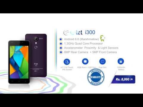 E-tel i300 Smartphone