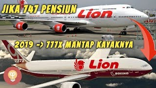 JIKA 747 PENSIUN, INILAH 5 PESAWAT REKOMENDASI PENGGANTINYA