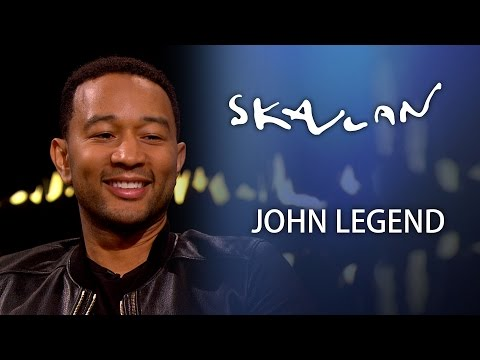 "John Legend Interview | ""I'll sing for you!"" 