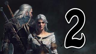 Ведьмак 3 Каменные сердца The Witcher 3 Hearts of Stone Прохождение На Русском Часть 2 Босс Жаба