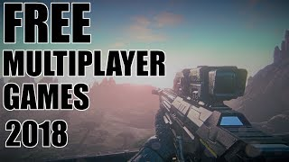 TOP 5 Free Multiplayer Games for PC 2018